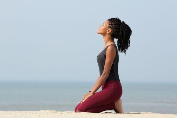 Aprenda formas de meditação para espantar as energias negativas