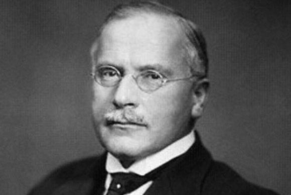 Carl Gustav Jung, o criador da psicologia analítica.