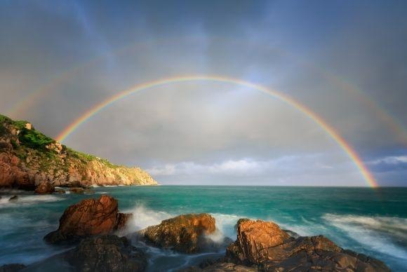 Saiba como utilizar os remédios do arco-íris